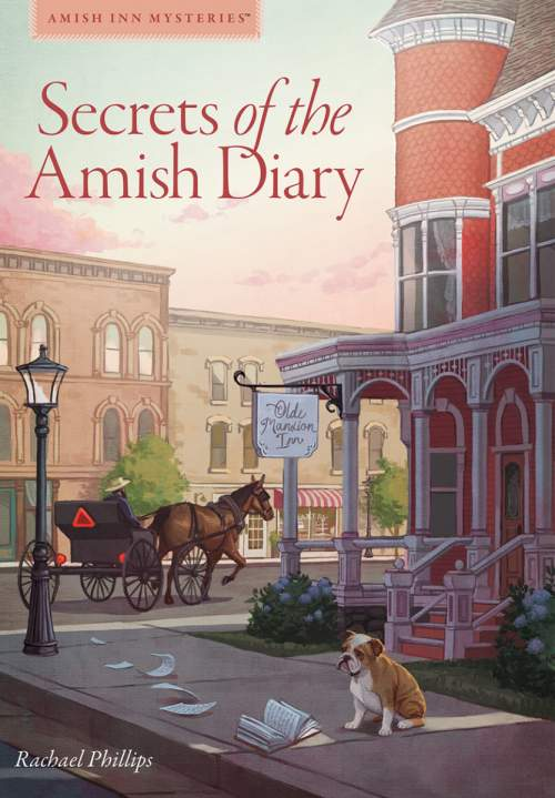 Amish Inn Mysteries Cover