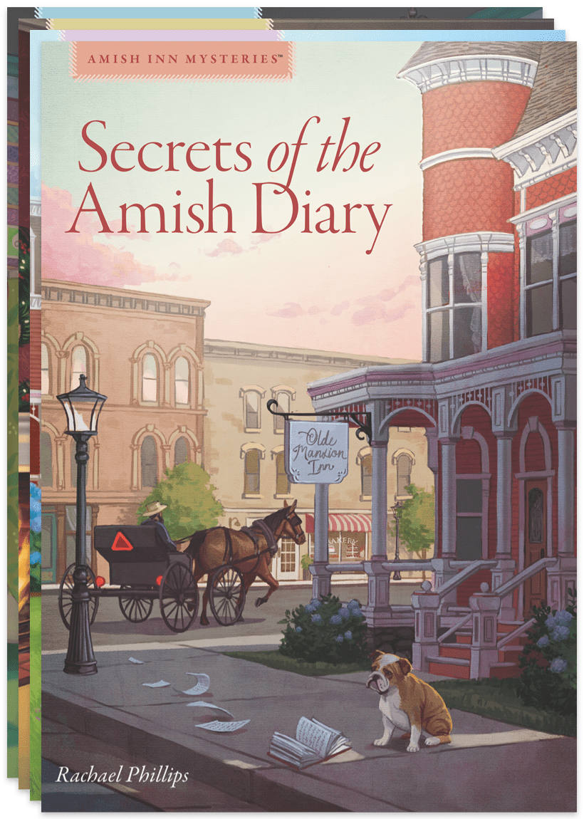 Amish Inn Mysteries photo