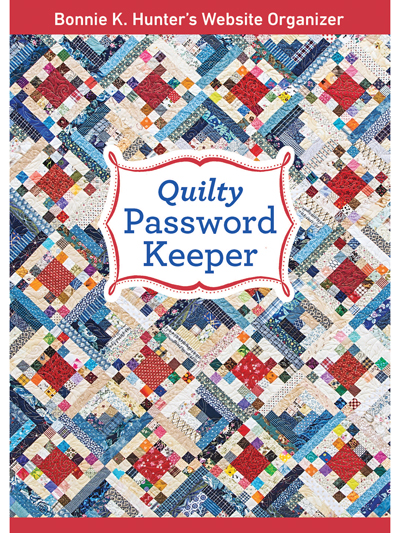 Quilty Password Keeper photo