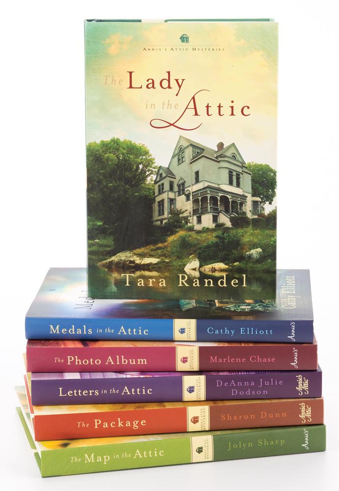 Annie's Attic Mysteries Bundles (6 books) photo