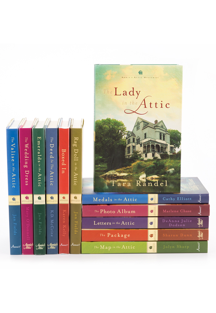 Annie's Attic Mysteries Bundles (12 books) photo