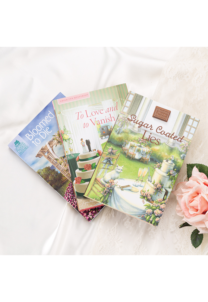 Wedding Cozy Mysteries Bundle photo