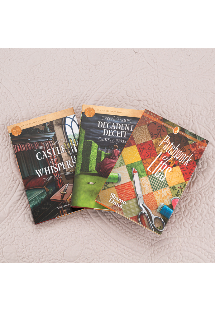 Quilter's Cozy Mysteries Bundle photo
