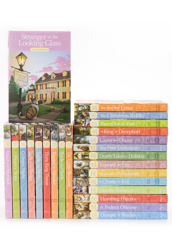 Antique Shop Mysteries Bundles (24 books) photo