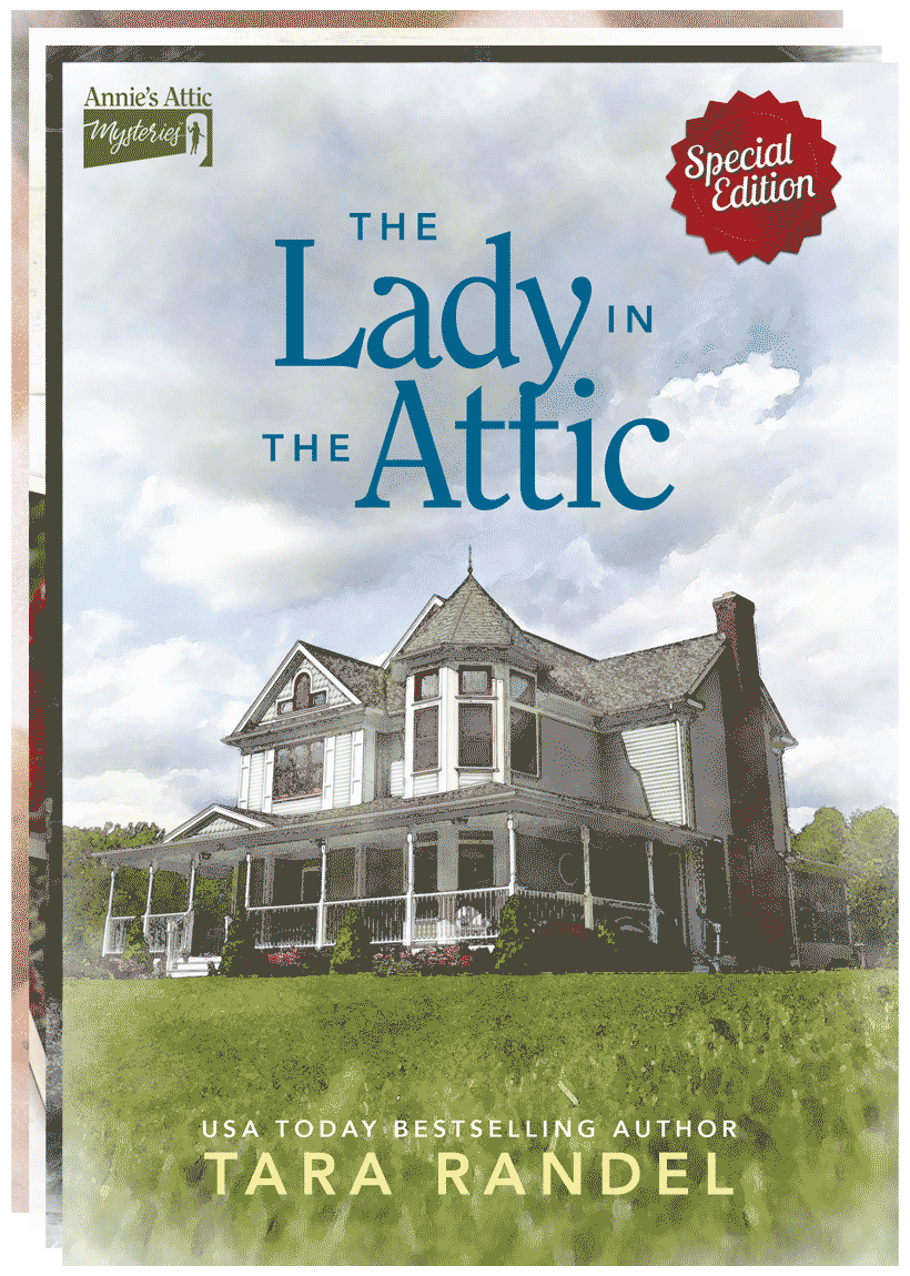 Special Edition Annie's Attic Mysteries photo