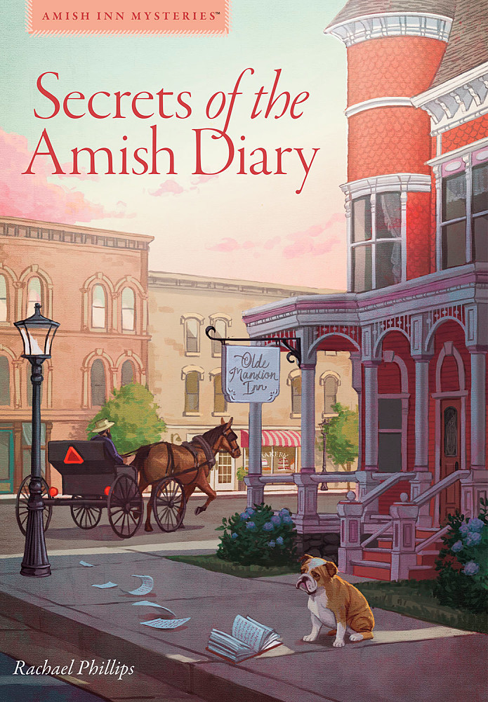 Secrets of the Amish Diary photo