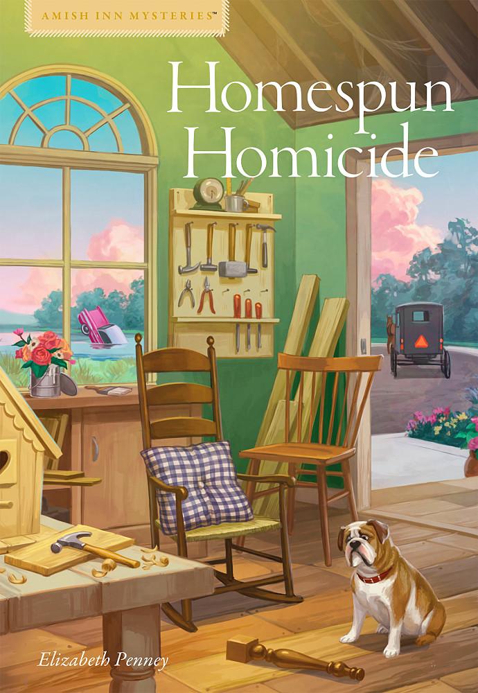 Homespun Homicide photo