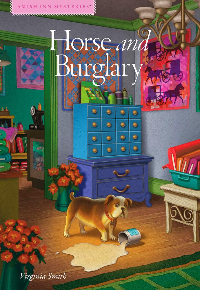 Horse and Burglary photo