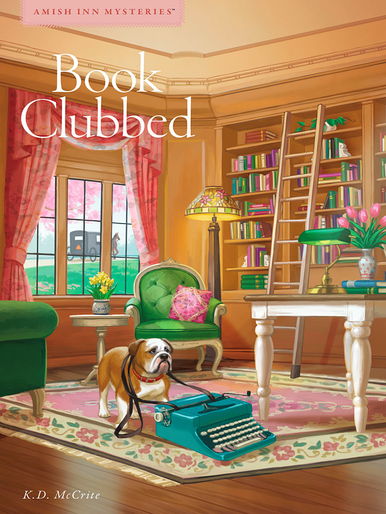 Book Clubbed photo